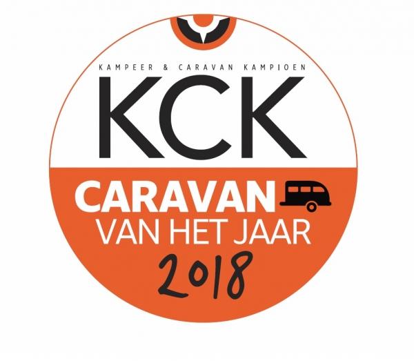 Nieuw Dethleffs Coco uitgeroepen tot Caravan van het jaar | Caravan Extra VZ-37