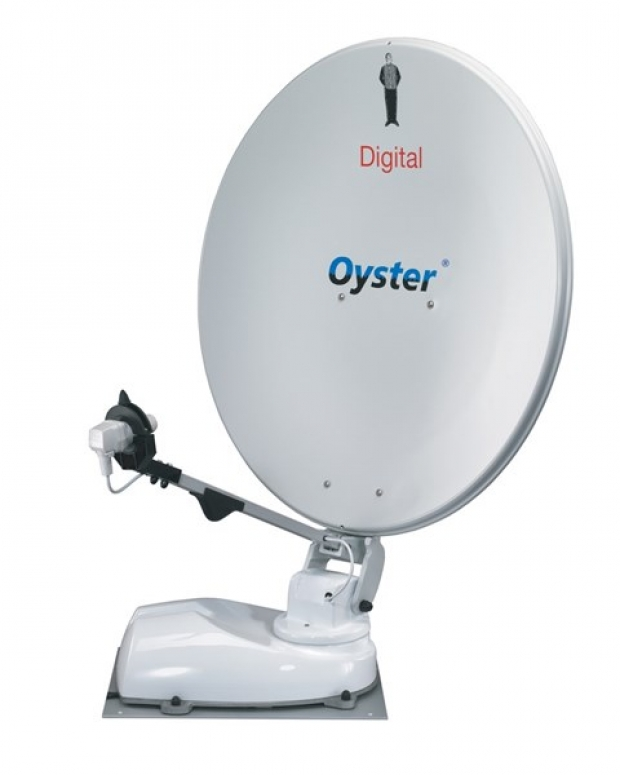 Oyster 85 vision zonder receiver grote afbeelding2