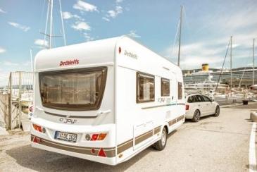 Caravan Extra Plan afbeelding voertuig Dethleffs CJoy 460 LE 8