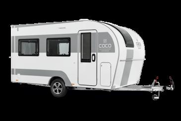 De Dethleffs Coco koopt u Caravan Extra in Oirschot 1